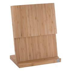 Bambus Knivblokk - Magnet, Zwilling