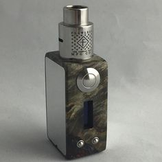 Check out this little dude! point_up Production RDA x Pipsqueak DNA40 @FlawlessDistro x @ChumpModz Seen at @vapestars