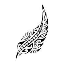 Resultado de imagen para new zealand maori fern tattoos