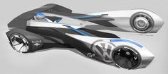 Volkswagen WolfRacer Vision Gran Turismo