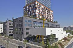 Giraffe Childcare Center | Hondelatte Laporte Architectes
