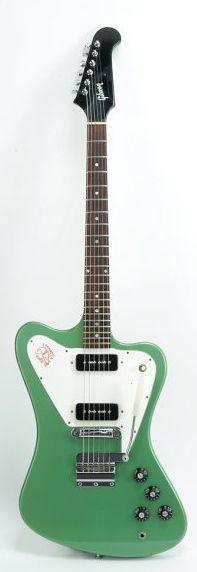 !967 Gibson Firebird In Inverness Green