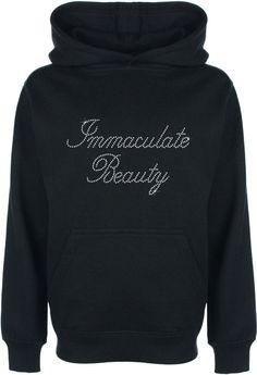 Immaculate Beauty Rhinestone embellished children's Hoodie Sweat Shirt Gift #GuildenFDMFruitOfTheLoomorequivalent #Hoodie