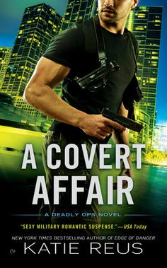 """Sexy military romantic suspense.""—USA Today #romance"
