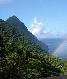 Geography of St. Windward Islands, Beautiful Sites, Sea Level, Small Island, Geography, Places Ive Been, The Good Place, Caribbean, National Parks