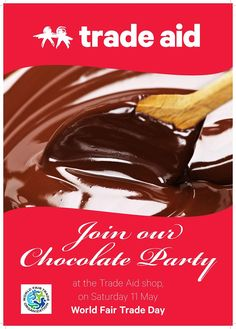 Trade Aid Chocolate Party