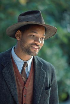 Will Smith From The Legend of Bagger Vance