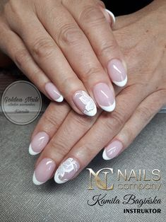 French Nails, Beauty, Ongles, Cosmetology, French Manicures, French Tips