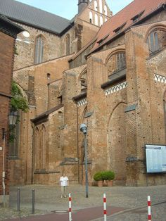Wismar Georgenkirche