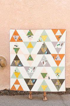 birch quilts - original tutorials and free patterns - Birch Fabrics