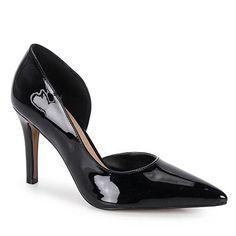 Sapato Scarpin Feminino Bebecê - Preto