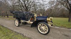 1906 Packard S Touring -(Packard Motor Car Company Detroit, Michigan 1899-1958)
