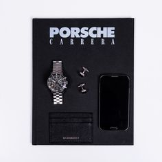 FORTIS (Official) Porsche Carrera, Chronograph, Style, Swag, Outfits