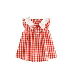 Girls Cotton Collared Plaid Sleeveless Blouse - Little TroubleMakers | Kids Toys and Fashion - polka dot blouse women's, white work blouse, white and red blouse *sponsored https://www.pinterest.com/blouses_blouse/ https://www.pinterest.com/explore/blouse/ https://www.pinterest.com/blouses_blouse/lace-blouse/ https://www.amazon.com/Womens-Shirts/b?ie=UTF8&node=2368365011