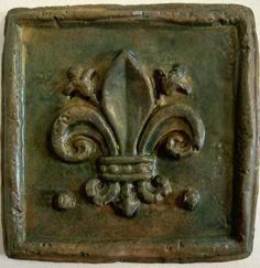 Medieval Art | Fleur de Lis