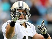 Lance Moore leaves the Saints as the #4 All Time Career receiver in Saints History.