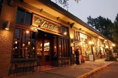 The 38 Essential Atlanta Restaurants - Eater Atlanta, January 2013, http://atlanta.eater.com/ also has a great area guide for neighborhood dining spots
