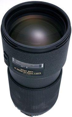 Nikon's AF Zoom Nikkor 80-200mm f/2.8D ED MK II Telephoto Zoom lens