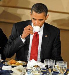 A Presidential Coffee  #coffee