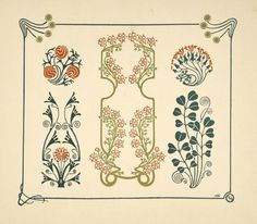 Ornament and Pattern: Pre-Victorian to Art