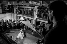 Tara & Jeff at the Torpedo Factory | Hoffer Photography