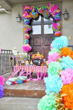 Day of the dead halloween party by kara's party ideas kara allen