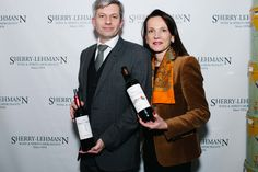 Special tasting of our 2011 vintage, organized by Sherry Lehmann Wine & Spirits in New York City. © Atisha Paulson