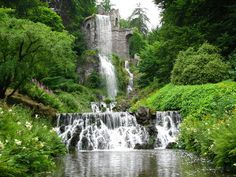 And the better news is that there actually is a Waterfall Castle out there in the real world. | Here's What You Need To Know About This Breathtaking Waterfall Castle