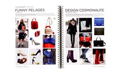 Peclers Paris: Cahier de tendance FASHION KEY ITEMS TREND BOOK FALL WINTER 15-16