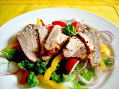 Ricette Barbare: La cottura sottovuoto: arrosto freddo di lonza di maiale