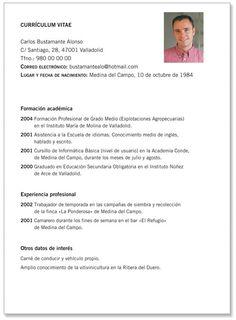 Curriculum Pronto Para Preencher E Imprimir Portugues Pinterest