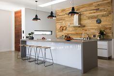 Caesarstone South Africa Reveals Kitchen of the Year Finalists. See link in bio Breakfast Bar Kitchen, Interior Design, Decor Design, Furniture, Kitchen, Kitchen Design, Stone Kitchen, Home Decor, Caesarstone Kitchen