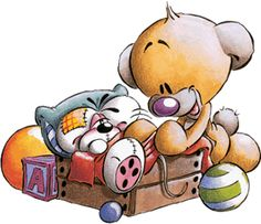 Pimboli tugging friend into bed
