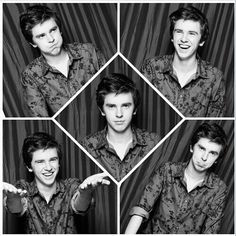 Love him. ...Freddie Highmore..Nobody does  young Norman Bates quite so well!!!