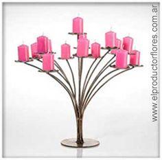arbol velas 2 Planter Pots, Rose Trees, Candles, Meet