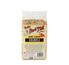 Honey Almond Granola from Bob's Red Mill starting at $5.49
