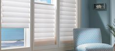 Vignette® Modern Roman Shades available at Affordable   Blinds & Shutters