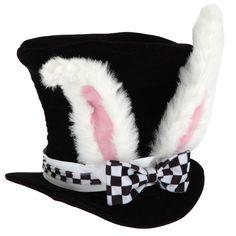 White Rabbit Child Hat