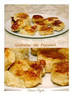 Newfoundland Fish Cakes - one of our most searched for Newfoundland recipes is this one for traditional Newfoundland fish cakes which have been made for countless generations using the most basic of ingredients like potatoes, salt fish and onions. Rock Recipes, Fish Recipes, Seafood Recipes, Cooking Recipes, Cooking Food, Yummy Recipes, Cod Fish Cakes, Cod Cakes, Canadian Food