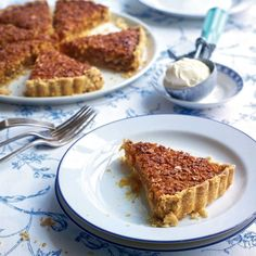 This treacle tart recipe is simple to make, plus it freezes and reheats beautifully.