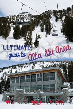 Plan your ski vacation to Alta Ski Resort. Get details on terrain, lodging, dining, rentals & where to get a cold beverage after a day on the slopes.