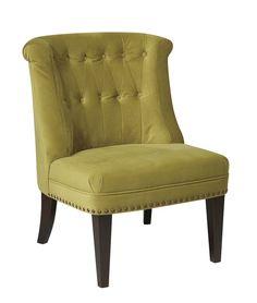 Ventana Slipper Chair