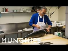On the Art and Practice of Sushi: The Sushi Chef with Masaharu Morimoto - YouTube