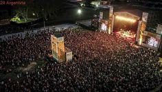 El reggae copó Capital: un festival reunió a 60 mil fans