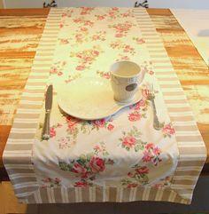 365 dias com a Villa Pano: Trilhos de mesa prá quê hein????
