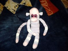 Monkey from Socks