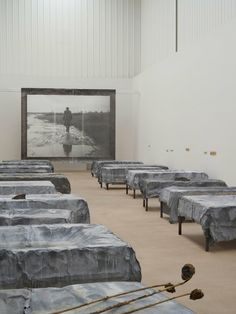 Anselm Kiefer - The Women of the Revolution (I saw this powerful piece at MASS MOCA, summer, 2014)