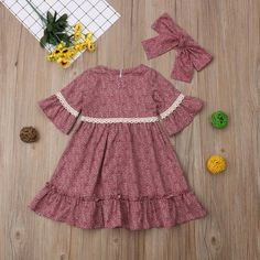 Materials & CareCotton, PolyesterMachine Wash Cold, Tumble Dry LowProduct Details Straight necklineCovered snaps at inseam for easy dressing and diaper changingPattern Type: Solid/PrintGirls