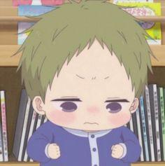Rainbow Vomit, Gakuen Babysitters, Comedy Anime, Cute Anime Wallpaper, Anime Child, Anime Profile, Cute Anime Boy, Cute Chibi, Work Inspiration