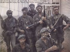ST-2, Seal Team 2, 1967 ~ Vietnam War